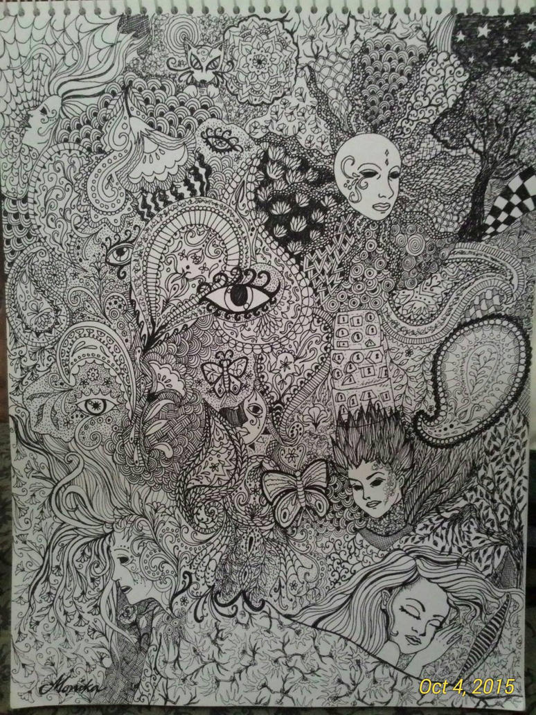 Dreamscape by Ainasule