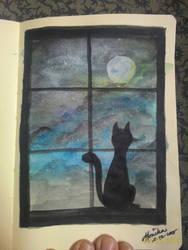 Mysterious Night by Ainasule