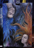 Twin Flames by Ainasule