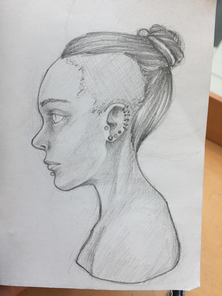 Self profile imagined by soozlillend