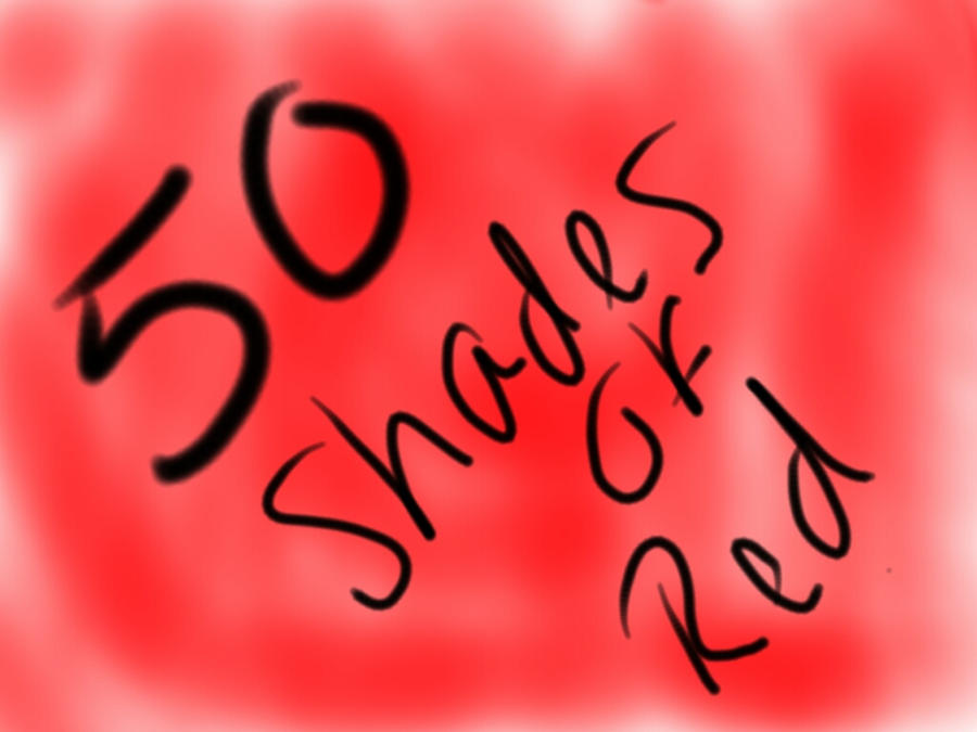 50 shades of red by purplemoon2105 on DeviantArt