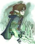 (Evil?) Green Hand