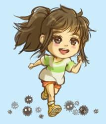 Run Chihiro Run