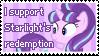 Starlight Glimmer stamp by i-tama