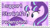 Starlight Glimmer stamp by Tamacorn