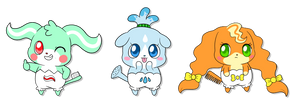 Cocotama adopts! (CLOSED) by Tamatanium