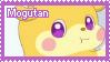 Cocotama - Mogutan stamp
