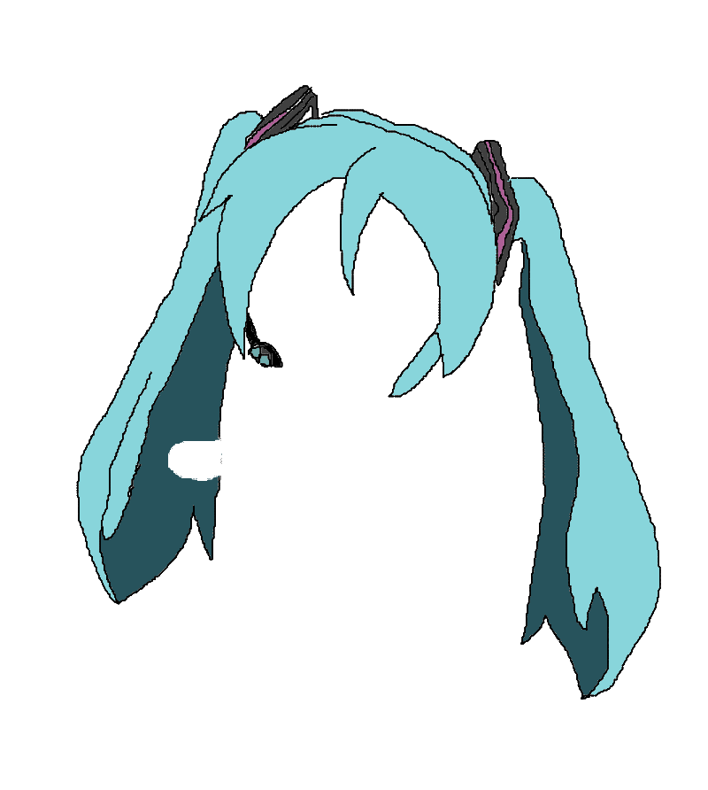 Vocaloid Base hair by Anime-Base-Creator on DeviantArt