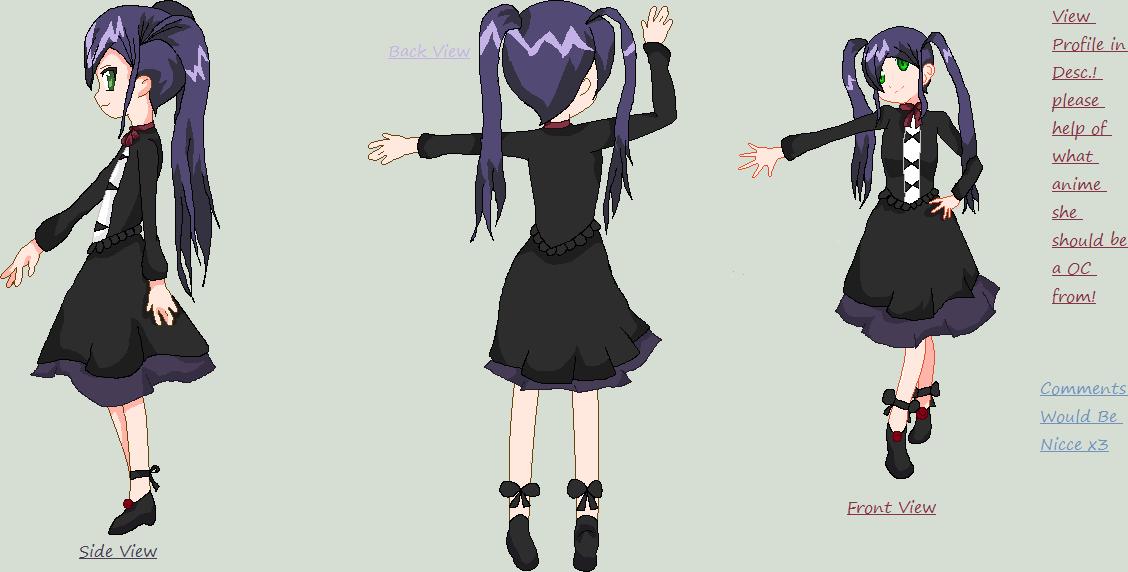 how to make an anime oc