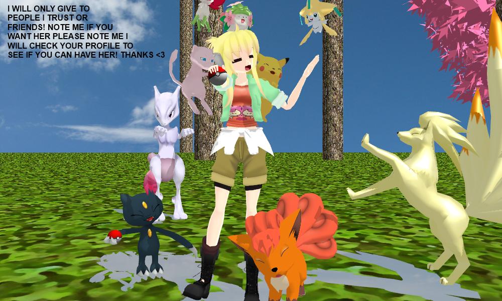 Pokemon Character Creator – HD Wallpapers