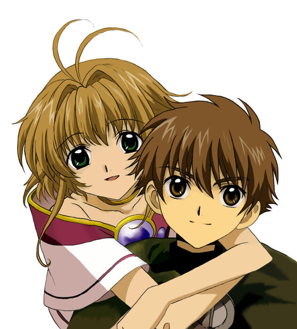 Sakura And Syaoran By Shinkuhane On DeviantArt