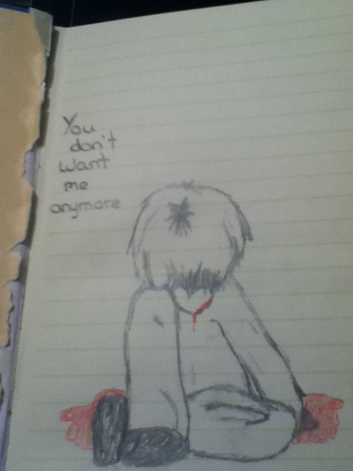 You Don't Want Me Anymore by Bloodonmyhands25