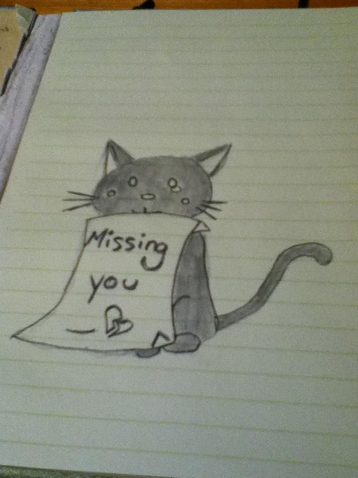 Missing You by Bloodonmyhands25