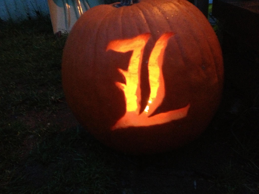 My Pumpkin by Bloodonmyhands25