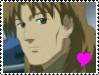 Togusa Stamp ver. 1 by JillTheCrazy1