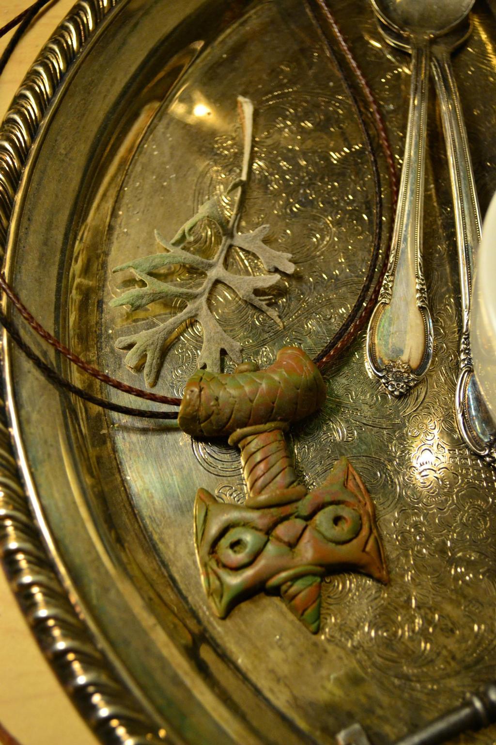 Amulet Of Talos amulet of talosambitiousartisan on deviantart