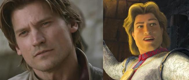 The charming Jaime