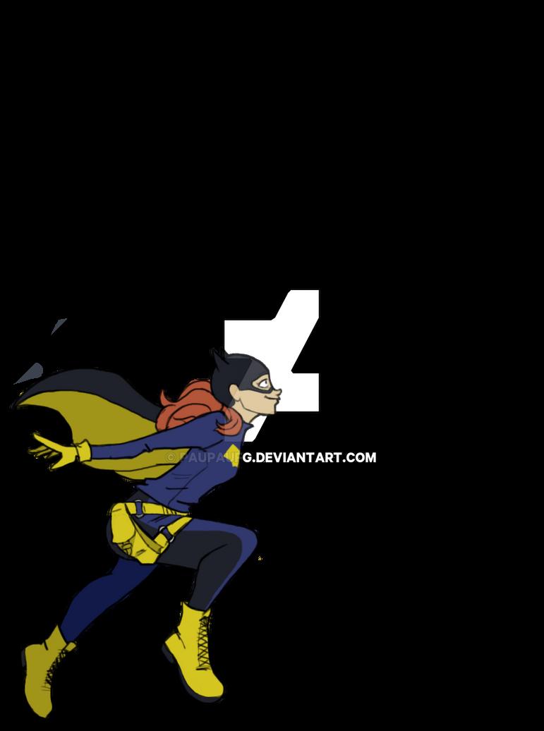 Batgirl by PauPaufg