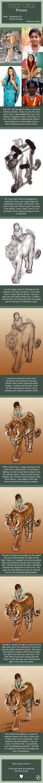 Tiger Child: Process by DanielleJensen