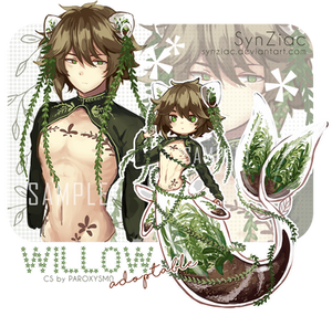 [CLOSED] Willow Auction Adoptable