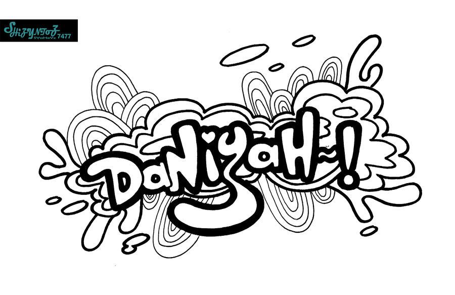 Daniyah White by shizyntoz