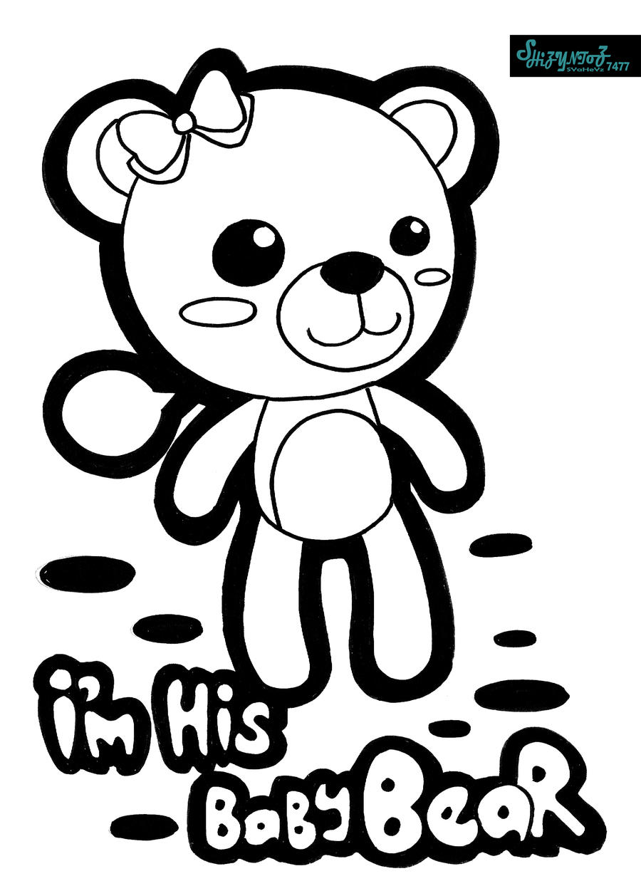 teddy gurl by shizyntoz