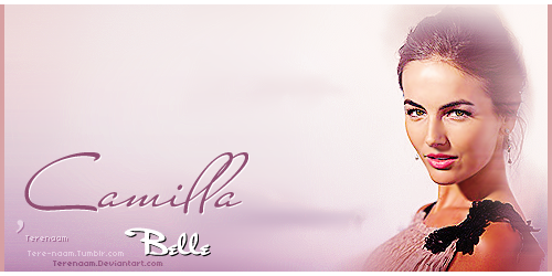 Camilla Belle by terenaam