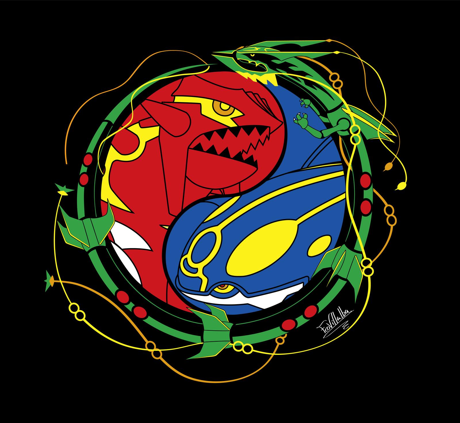 Pokemon Yin Yang By