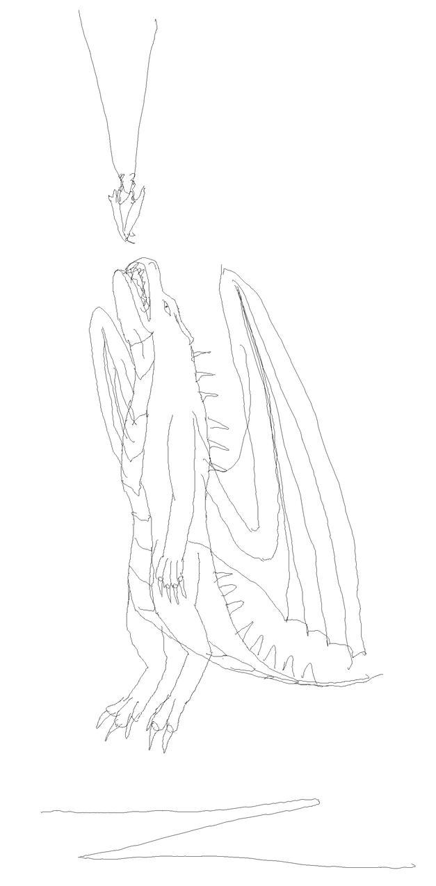 5-minute-dragon-challange by DragonAryn