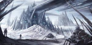 City North Pole by Tommmyboy