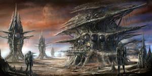 Alien World 2 by Tommmyboy