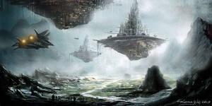 Floating city 2