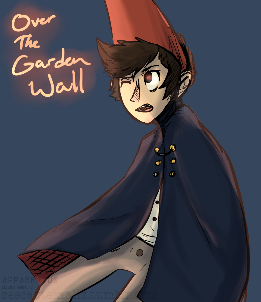 Over The Garden Wall Wirt By Apparratus On Deviantart