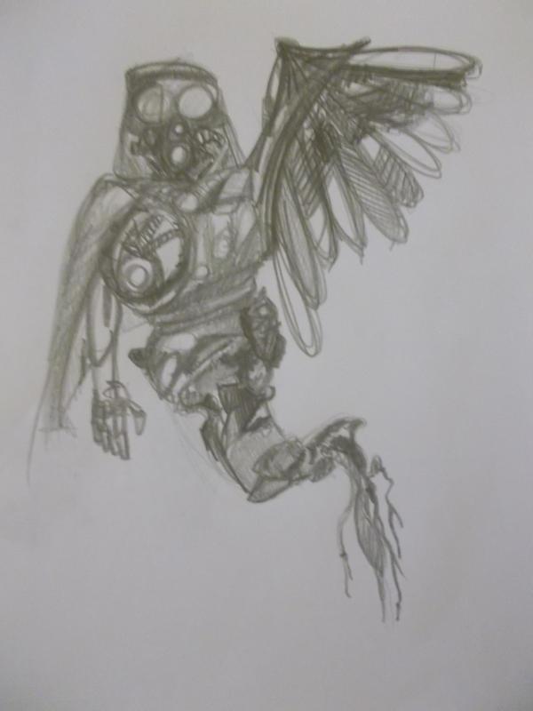 angel by 1danterocks