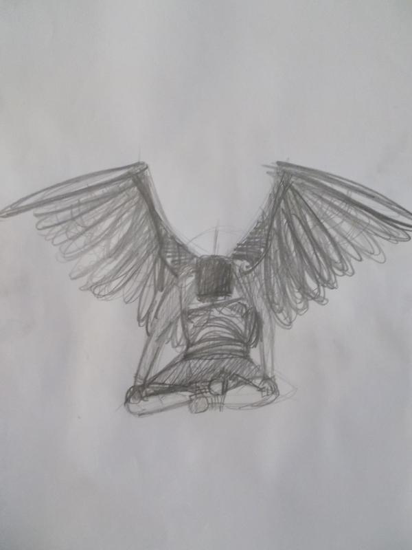 angel 2 by 1danterocks