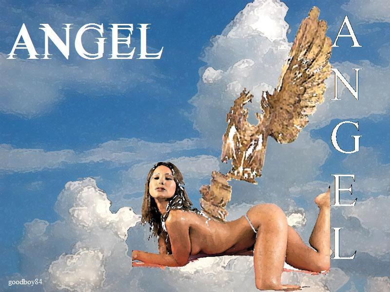angeles en el cielo by GoodBoy84