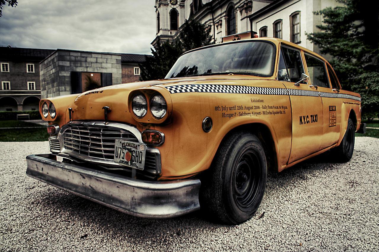 taxi by d4rkz0ne