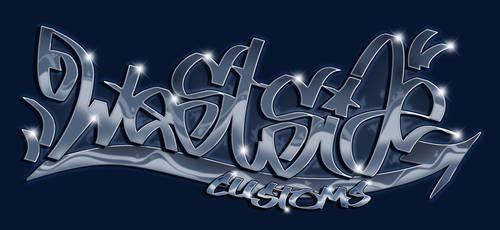westside customs logo by trin