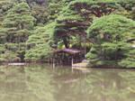 Japanese Garden-boat