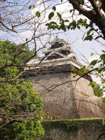 Kumamoto Castle-1 by Lissou-photography