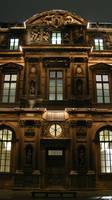 Louvre Museum- facade