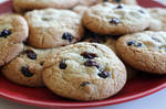 Red Fruits Cookies