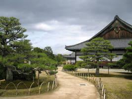 Way to Nijo Castle
