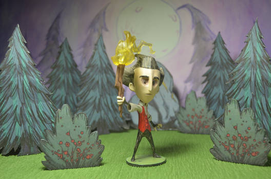 Wilson Don't Starve Finished 2