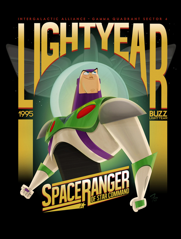 SpaceRanger FrancoSpagnolo by Spagnolo