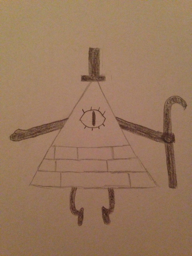 Bill Cipher (First Attempt Ever) by DecepticonDanceParty