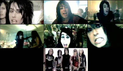 Ronnie Radke- Situations clips by halloweenwolf