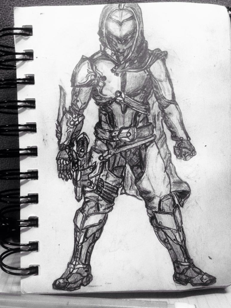 OC Hunter by L30816