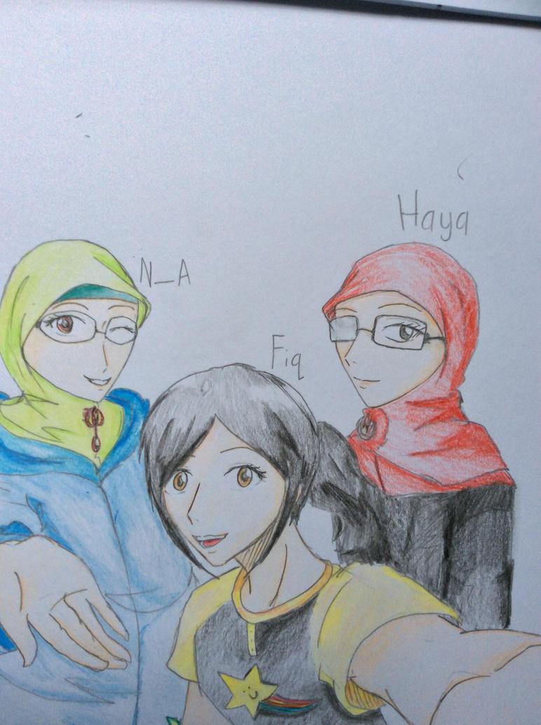 Triple by riyayah