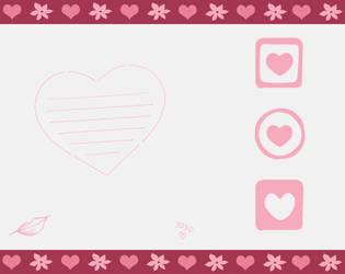 Valentine's Card 2012 - 8 by bystrawbrry